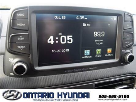 2020 Hyundai Kona 1.6T Ultimate (Stk: 422356) in Whitby - Image 2 of 21