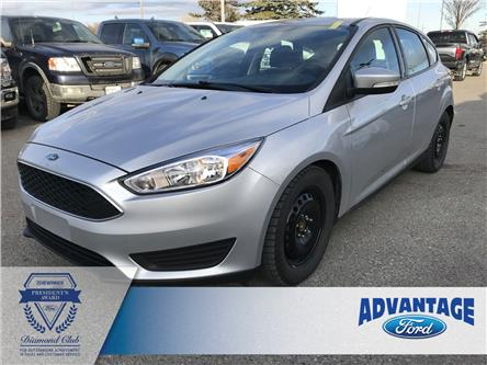 2017 Ford Focus SE (Stk: K-498A) in Calgary - Image 1 of 20
