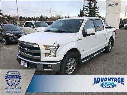 2015 Ford F-150 Lariat (Stk: K-1876A) in Calgary - Image 1 of 23
