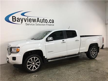 2018 GMC Canyon Denali (Stk: 35884W) in Belleville - Image 1 of 30