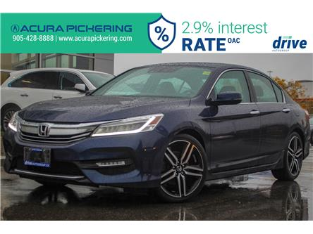 2016 Honda Accord Touring (Stk: AU194A) in Pickering - Image 1 of 27