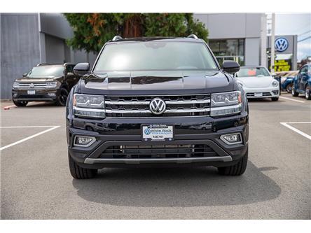 2019 Volkswagen Atlas 3.6 FSI Execline (Stk: KA605317) in Vancouver - Image 2 of 28