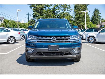 2019 Volkswagen Atlas 3.6 FSI Execline (Stk: KA594777) in Vancouver - Image 2 of 21
