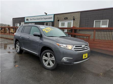 2012 Toyota Highlander V6 Limited (Stk: 10320) in Milton - Image 1 of 29