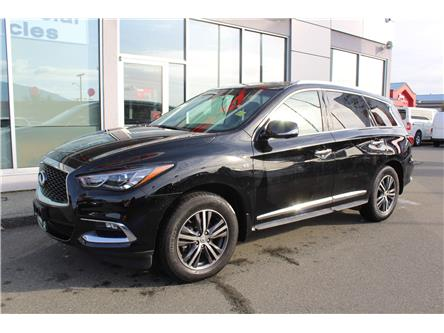 2018 Infiniti QX60 Base (Stk: 9T1854A) in Nanaimo - Image 1 of 9