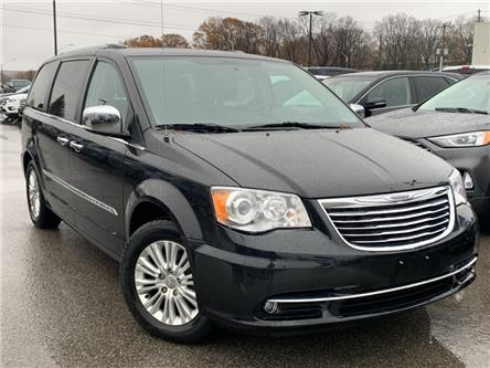 2013 Chrysler Town & Country Limited (Stk: 19T1044A) in Midland - Image 1 of 15