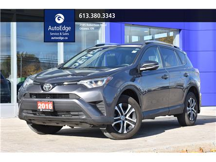 2016 Toyota RAV4 LE (Stk: A0027) in Ottawa - Image 1 of 27