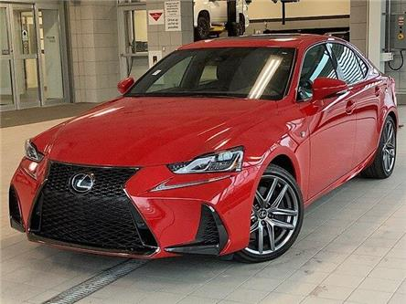 2019 Lexus IS 350 Base (Stk: 1629) in Kingston - Image 1 of 29