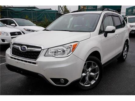 2015 Subaru Forester 2.5i Limited Package (Stk: SL055A) in Ottawa - Image 1 of 22