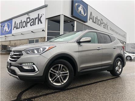 2018 Hyundai Santa Fe Sport 2.4 Luxury (Stk: 18-56083RJB) in Barrie - Image 1 of 30