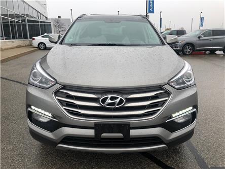 2018 Hyundai Santa Fe Sport 2.4 Luxury (Stk: 18-56083RJB) in Barrie - Image 2 of 30