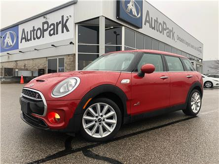2018 MINI Clubman Cooper S (Stk: 18-02985RJB) in Barrie - Image 1 of 24