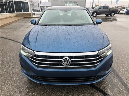2019 Volkswagen Jetta 1.4 TSI Highline (Stk: 19-22899RJB) in Barrie - Image 2 of 26