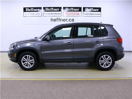 2012 Volkswagen Tiguan 2.0 TSI Comfortline (Stk: 196092) in Kitchener - Image 2 of 27