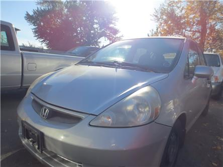 2007 Honda Fit LX (Stk: ) in Kamloops - Image 1 of 8