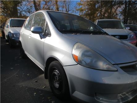 2007 Honda Fit LX (Stk: ) in Kamloops - Image 2 of 8