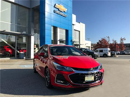 2019 Chevrolet Cruze LT (Stk: 9K16631) in North Vancouver - Image 2 of 26
