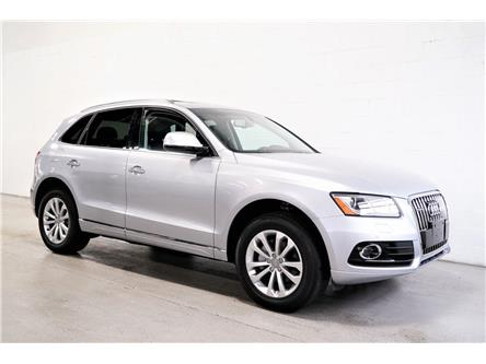 2016 Audi Q5 2.0T Progressiv (Stk: 138969) in Vaughan - Image 1 of 30