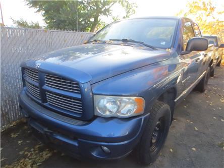 2003 Dodge Ram 1500 ST (Stk: ) in Kamloops - Image 1 of 9