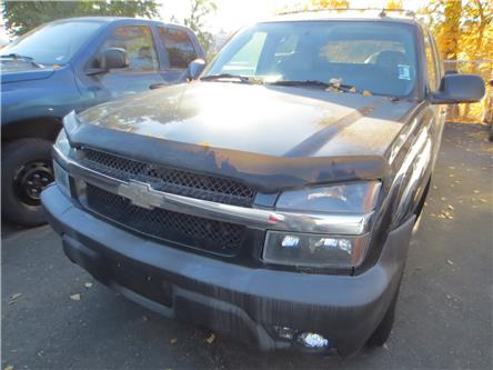 2005 Chevrolet Avalanche 1500 Z71 (Stk: ) in Kamloops - Image 1 of 12