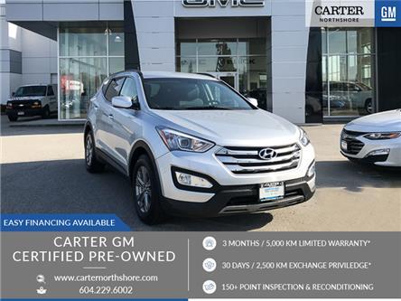 2015 Hyundai Santa Fe Sport 2.4 Premium (Stk: 972561) in North Vancouver - Image 1 of 25