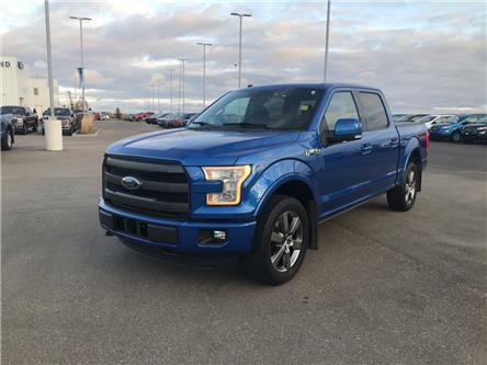 2016 Ford F-150 Lariat (Stk: 9EX026A) in Ft. Saskatchewan - Image 1 of 25