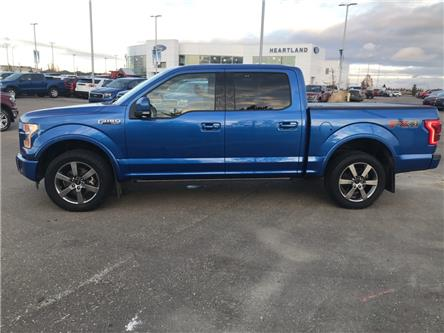 2016 Ford F-150 Lariat (Stk: 9EX026A) in Ft. Saskatchewan - Image 2 of 25