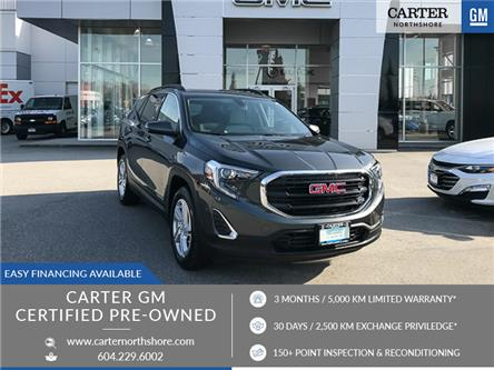 2019 GMC Terrain SLE (Stk: 972970) in North Vancouver - Image 1 of 27