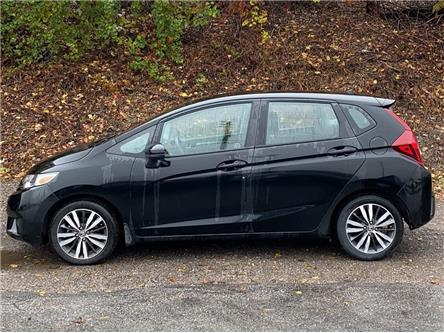 2017 Honda Fit SE (Stk: J1398A) in London - Image 1 of 13