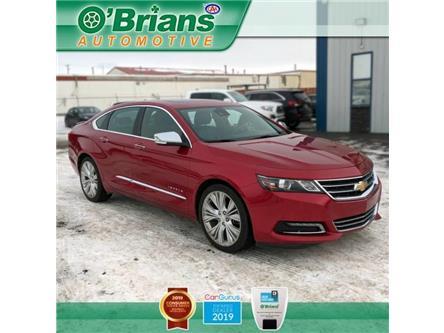 2014 Chevrolet Impala  (Stk: 12523A) in Saskatoon - Image 1 of 22