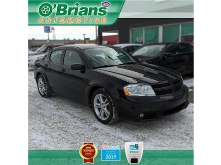 2014 Dodge Avenger SXT (Stk: 12931A) in Saskatoon - Image 1 of 21