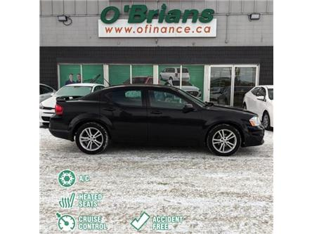 2014 Dodge Avenger SXT (Stk: 12931A) in Saskatoon - Image 2 of 21