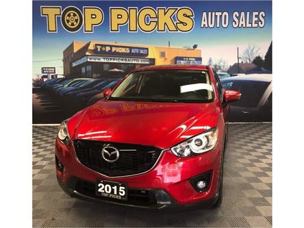 2015 Mazda CX-5 GS (Stk: 519745) in NORTH BAY - Image 1 of 27