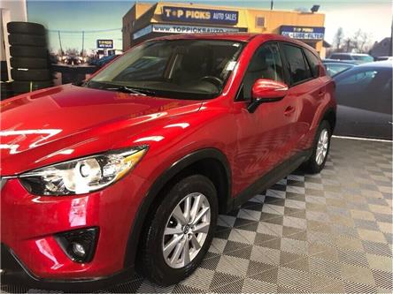 2015 Mazda CX-5 GS (Stk: 519745) in NORTH BAY - Image 2 of 27