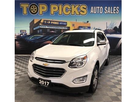 2017 Chevrolet Equinox Premier (Stk: 284420) in NORTH BAY - Image 1 of 28