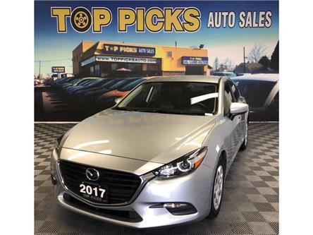 2017 Mazda Mazda3 Sport GX (Stk: 131353) in NORTH BAY - Image 1 of 27
