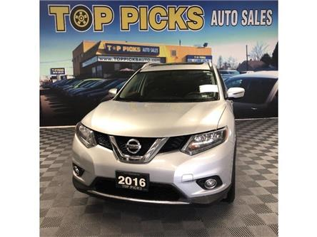 2016 Nissan Rogue SV (Stk: 867647) in NORTH BAY - Image 1 of 27