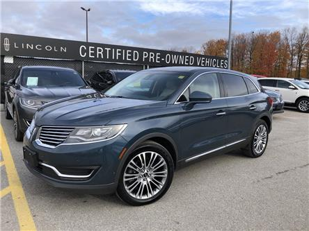 2016 Lincoln MKX Reserve (Stk: NT191222A) in Barrie - Image 1 of 25
