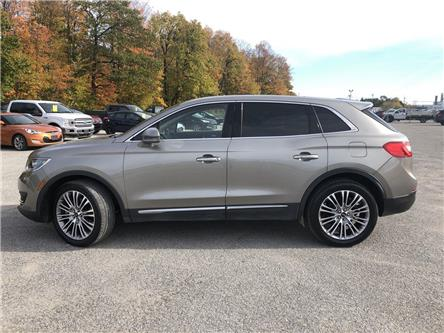 2017 Lincoln MKX Reserve (Stk: NT191241A) in Barrie - Image 2 of 25