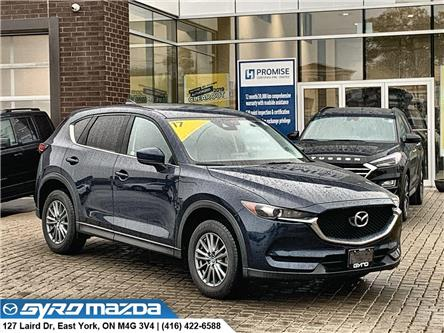 2017 Mazda CX-5 GS (Stk: 29149A) in East York - Image 1 of 29