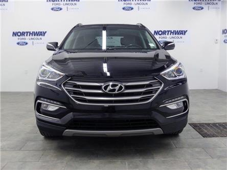 2018 Hyundai Santa Fe Sport Turbo Limited | AWD | NAV | LEATHER | PANOROOF | (Stk: DR571) in Brantford - Image 2 of 43