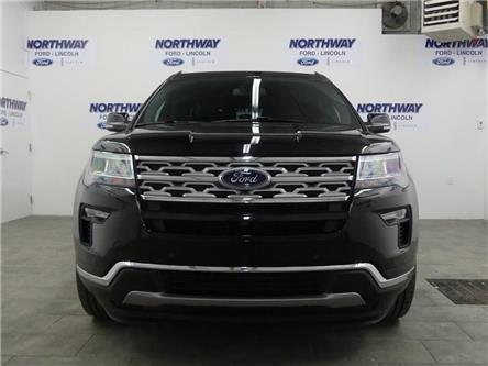 2019 Ford Explorer Limited | AWD | LEATHER | PANOROOF | NAV | (Stk: DR700) in Brantford - Image 2 of 36