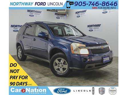 2008 Chevrolet Equinox LT | AWD | HTD SEATS | KEYLESS ENTRY | CRUISE | (Stk: DR172A) in Brantford - Image 1 of 31