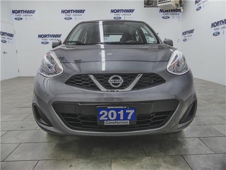 2017 Nissan Micra SV | KEYLESS ENTRY | CRUISE | BLUETOOTH+AUX | (Stk: DR668) in Brantford - Image 2 of 30
