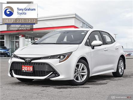2019 Toyota Corolla Hatchback Base (Stk: U9165) in Ottawa - Image 1 of 30