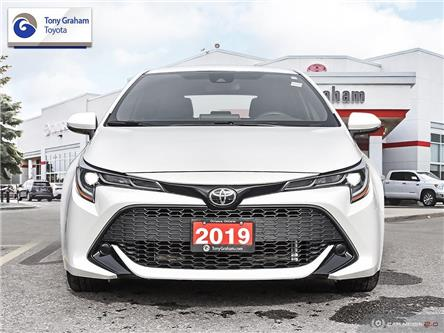 2019 Toyota Corolla Hatchback Base (Stk: U9165) in Ottawa - Image 2 of 29