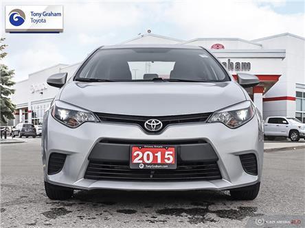 2015 Toyota Corolla CE (Stk: E8002) in Ottawa - Image 2 of 27