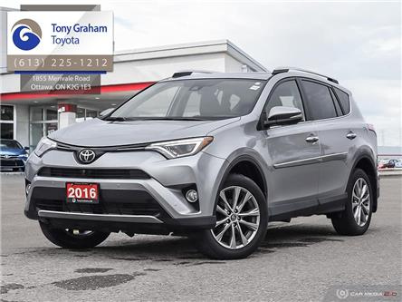 2016 Toyota RAV4 Limited (Stk: E7966) in Ottawa - Image 1 of 30