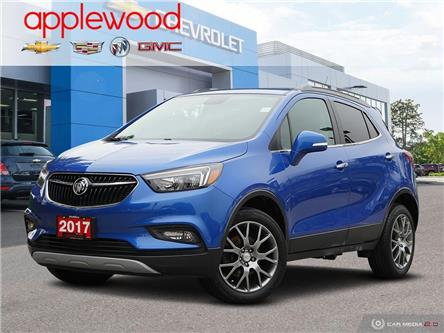 2017 Buick Encore Sport Touring (Stk: 8304TU) in Mississauga - Image 1 of 27