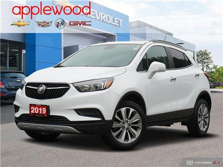 2019 Buick Encore Preferred (Stk: 6061TN1) in Mississauga - Image 1 of 27